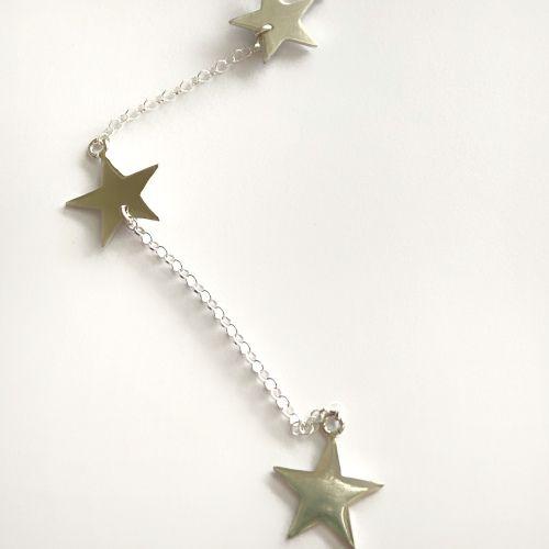 MR Milagro Rousse Collas con estrellas